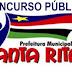 Prefeitura de Santa Rita-MA abre concurso com salários de R$ 2 mil