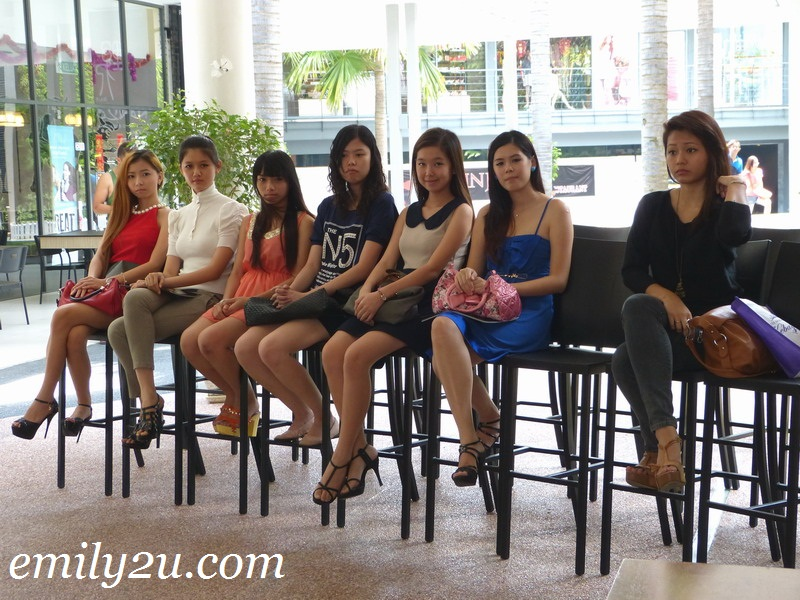 Miss Malaysia Kebaya 2013 - Perak Selection (Audition)
