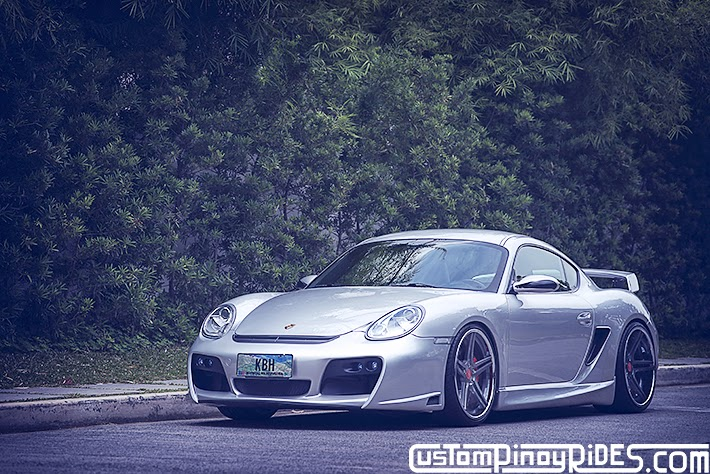 Keith Bryan Haw Porsche Cayman S Techart Custom Pinoy Rides Car Photography Philippines Philip Aragones pic12