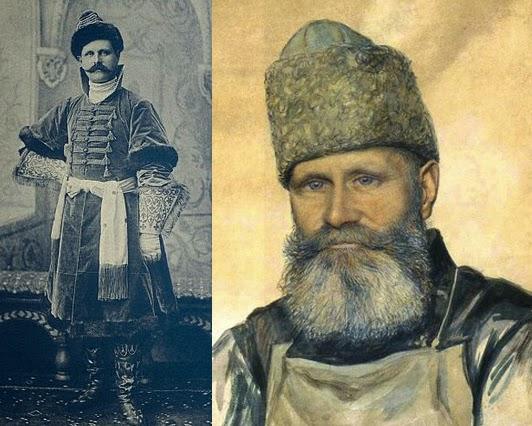 Два  портрета Джунковского
