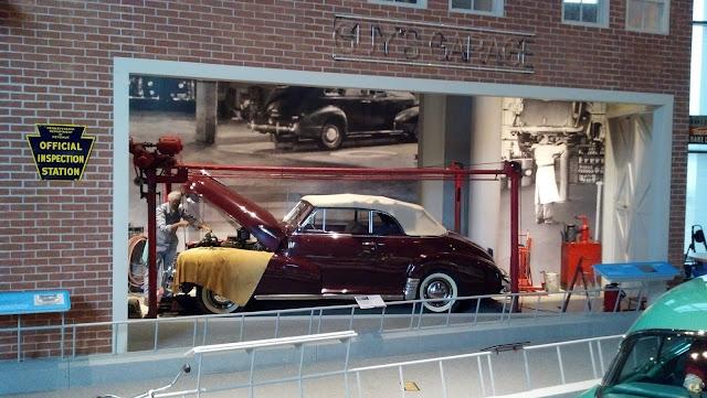 Америка на колесах - музей антикварных автомобилей в Аллентауне, Пенсильвания (America on Wheels, Allentown, PA)