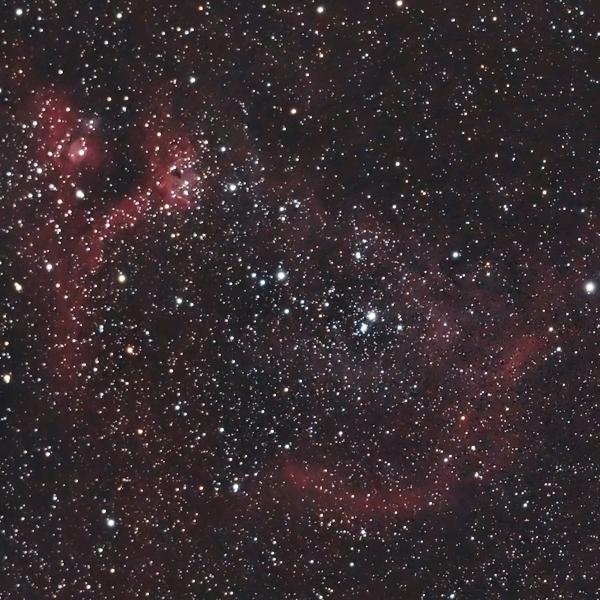 ic1848 Soul Nebula