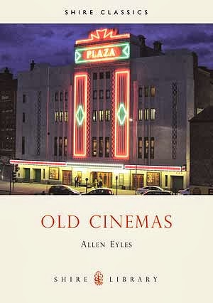 Old Cinemas book, Shire.