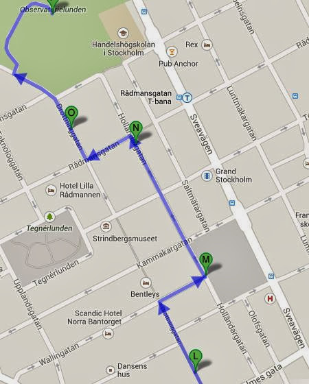 Karta Stockholm Drottninggatan.Karta 1700 Tals Vandring Steg For Steg Norrmalm Gustav Adolfs Torg