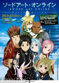 Đao Kiếm Thần Vực Extra - Sword Art Online Extra Edition (2013) Poster