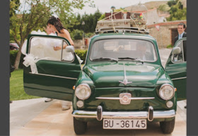 Boda whimsical