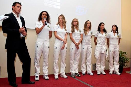 Ad Abano Terme grande festa con le medaglie olimpiche della Ginnastica