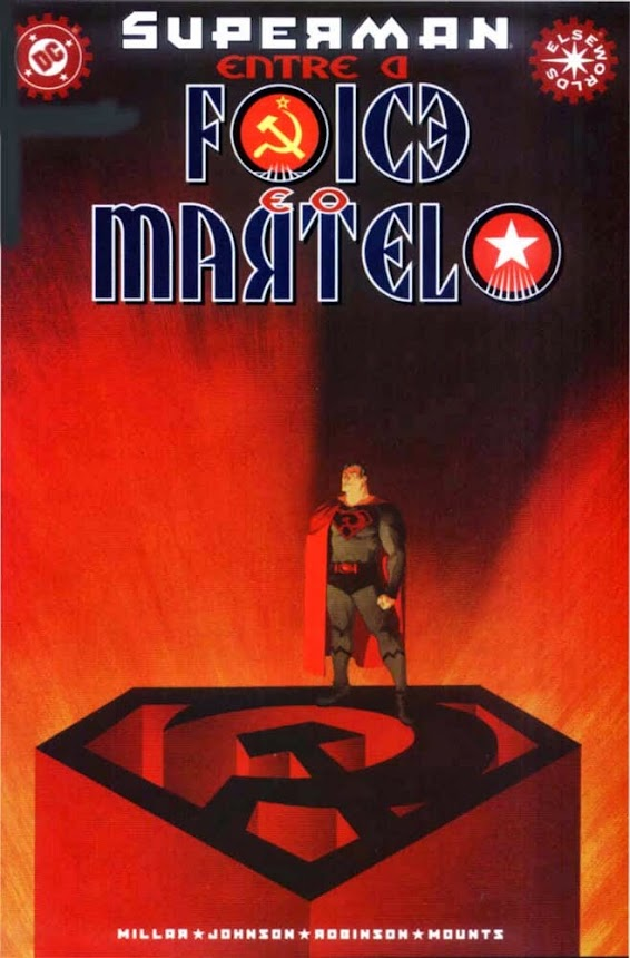 Superman - Entre a Foice e o Martelo