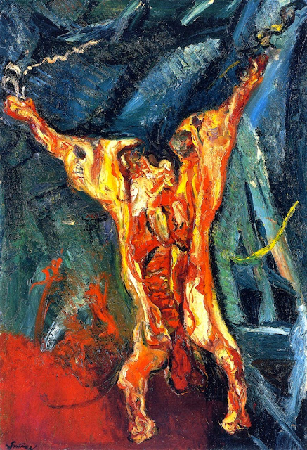 Chaim Soutine - Carcass of Beef