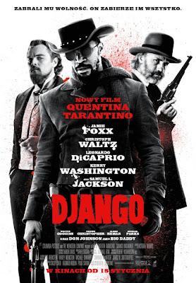 Plakat filmu: Django