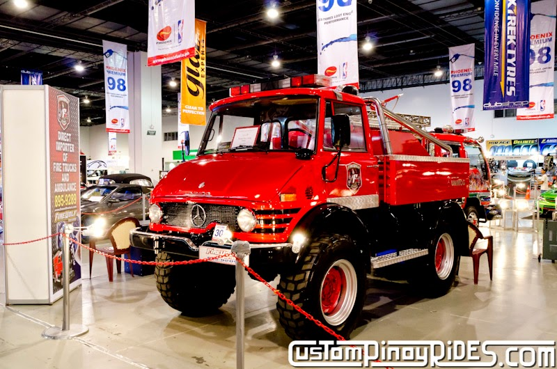 Mercedes-Benz UNIMOG The Ultimate 4x4 Custom Pinoy Rides Car Photography Manila Philippines pic1