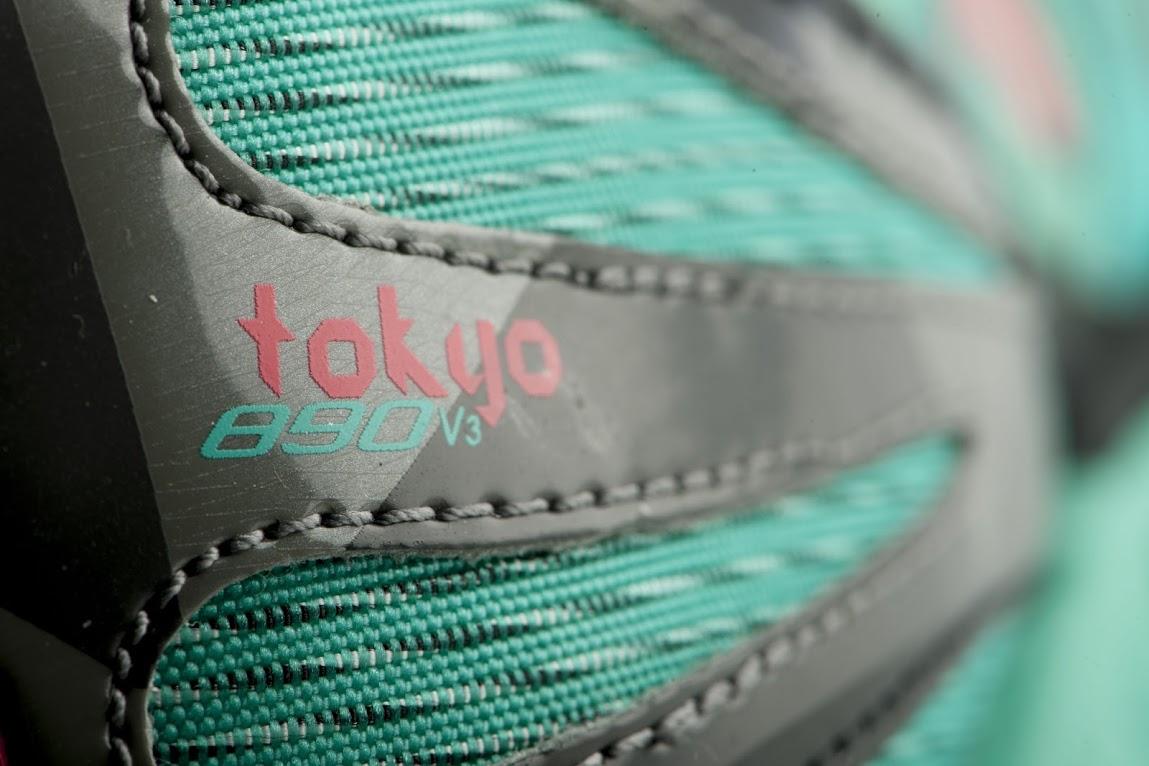 *New Balance 超輕量跑鞋:890城市紀念款! 11