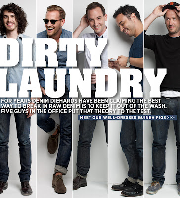 Dirty Laundry - J.CREW