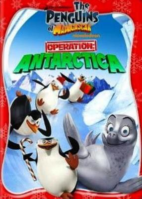 Los Pinguinos De Madagascar Operacion Antartica (2012)