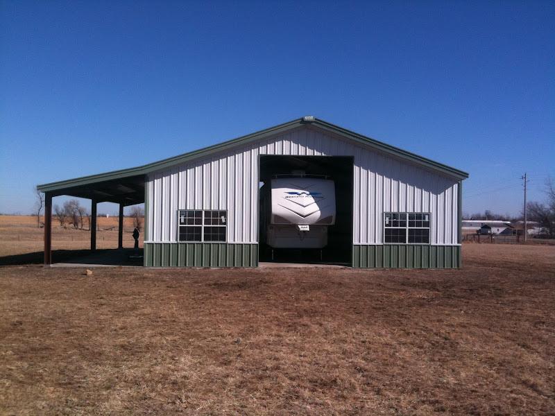 Sads 40x50 shop garage pirate4x4 com 4x4 and off for 40x50 pole barn