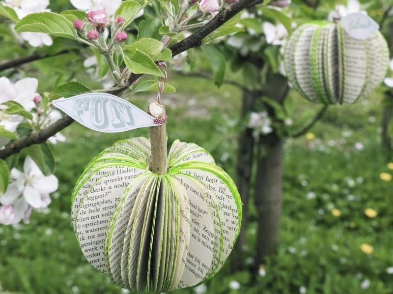 Appelparade op Landgoed de Olmenhorst