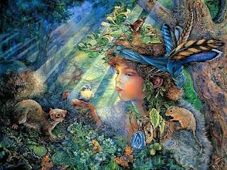 Polytheism Animal Protective Spirits Image