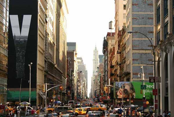 Nueva York, Quinta Avenida