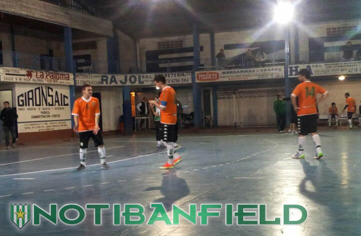 FUTSAL BANFIELD RACING