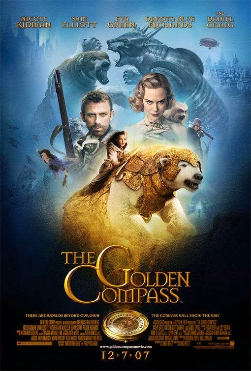 Poster Of The Golden Compass (2007) Full Movie Hindi Dubbed Free Download Watch Online At Alldownloads4u.Com