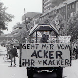 Anti Atom Demo ca. 1979-84 Hannover
