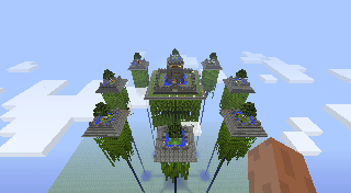 SkyWars-Castle Themed Map Download For Minecraft PS3 Edition ...