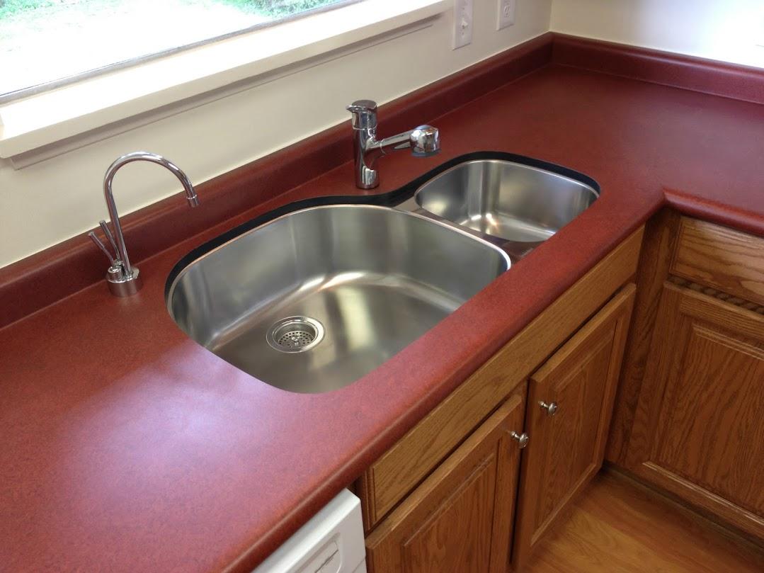undermount sink cut - plumbing - contractor talk