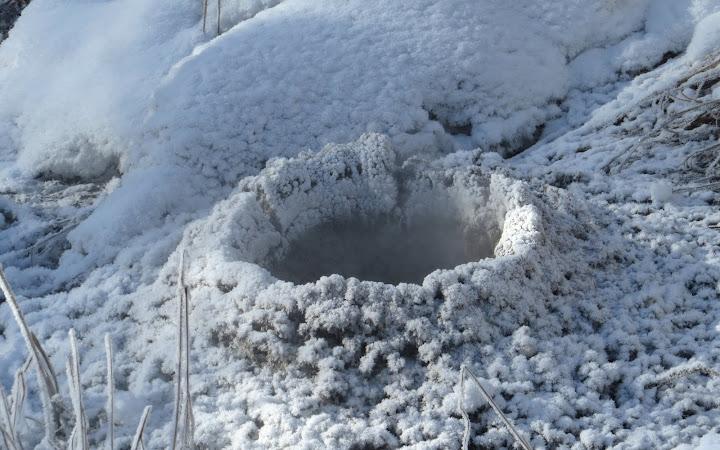 厳冬の阿寒湖畔 - 森ぶらりん