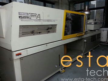 Toshiba IS220FA (1992) Plastic Injection Moulding Machine