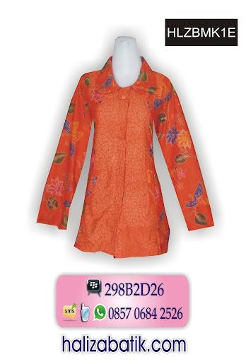 grosir batik pekalongan, Model Blus Batik, Baju Blus Terbaru, Blus Batik Wanita