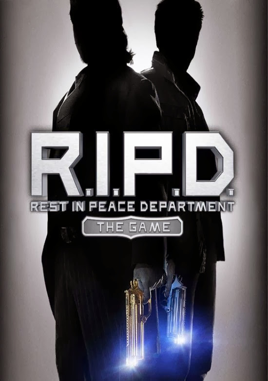 Cover Of R.I.P.D: The Game (2013) Full Latest Version PC Game Free Download Resumable Links at Alldownloads4u.Com