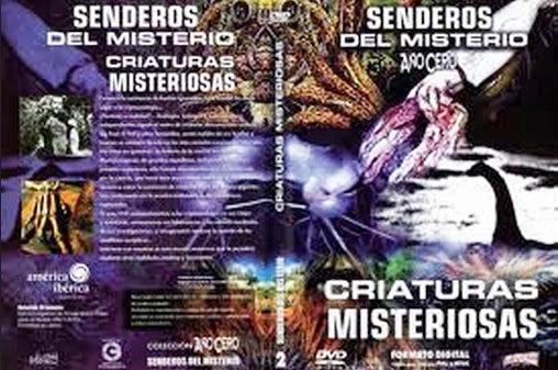 Criaturas misteriosas [Senderos del misterio][DVDRip][Espa�ol][2013]
