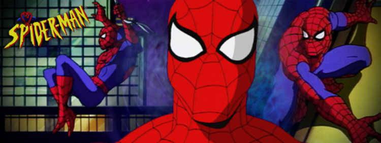 Spiderman ocupa la posición número 9 de nuestro top ten de las series de superhéroes