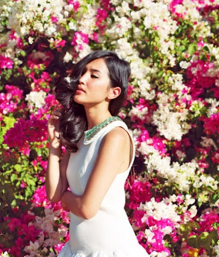 Floral Backdrop Gary Pepper Style Fashion Beauty