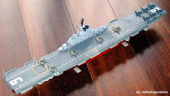Porta Aviões - USS Essex CV-9