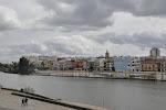 Séville: les rives du Guadalquivir
