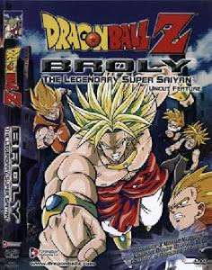 Bảy Viên Ngọc Rồng Z Special 8 - Dragon Ball Z Special 8 (broly The Legendary Super Saiyan) poster