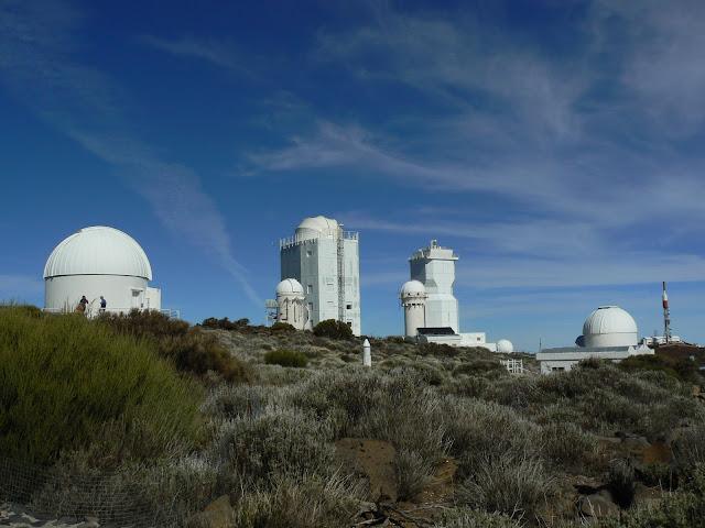 Osservatori del Teide (Tenerife)