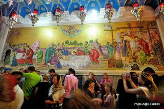 Храм Гроба Господня. Экскурсия Иерусалим православный. Гид в Иерусалиме Светлана Фиалкова.