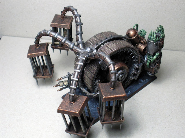 chaos - Black Dwarfs Engine of chaos SANY0754