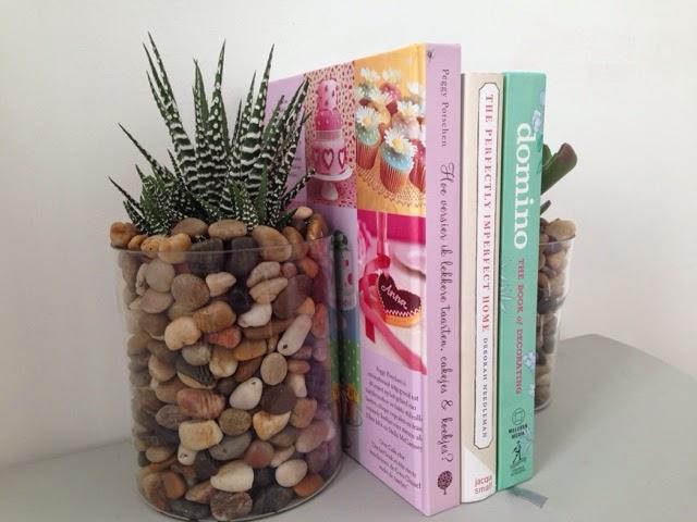 Aparador De Livros Diy ~ Katherinne Ribeiro Diy bookend,Aparador de livros