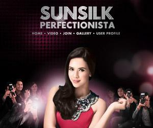 Be a Sunsilk Perfectonista