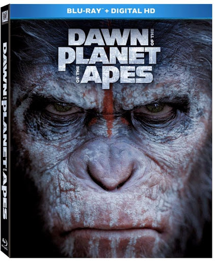Planeta dos Macacos - O Confronto HDRip Dublado – Torrent Dual Audio XviD (2014) + Legenda