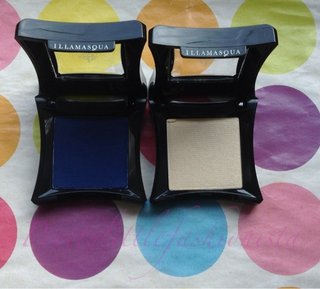 Illamasqua Never and Shiver
