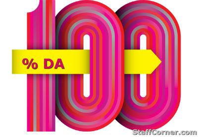 100% DA hike