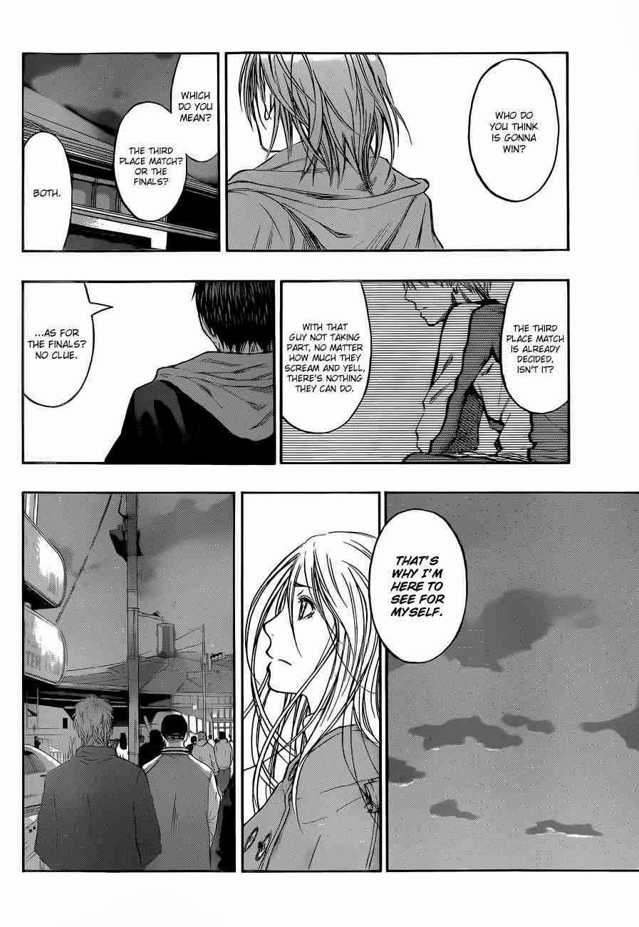 Kuroko no Basket Manga Chapter 230 - Image 06