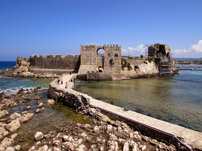 castello di Methoni