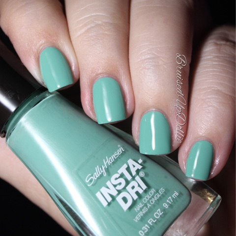 Sally Hansen Insta-Dri Green Light