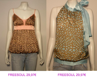 FreeSoul tops