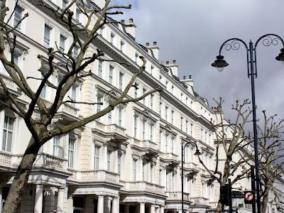 Buildings in South Kensington